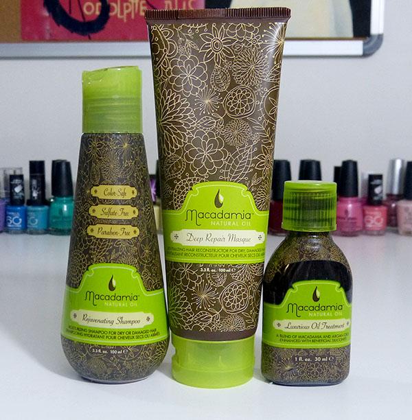 Macadamia Natural Oils